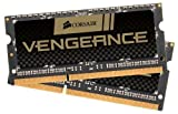 Corsair CMSX8GX3M2A1600C9 Vengeance 8GB (2x4GB) DDR3 1600 MHz (PC3 12800) Laptop Memory 1.5V