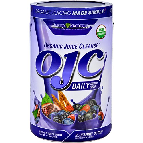 OJC-Purity Products Organic Juice Cleanse - Certified Org...