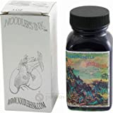 Noodler's Ink Fountain Pen Bottled Ink, 3oz, Bulletproof 54th Massachusetts