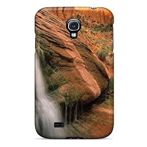 Cute Tpu Mwaerke Tsegi Canyon Case Cover For Galaxy S4
