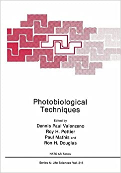 Photobiological Techniques (Nato Science Series A:)