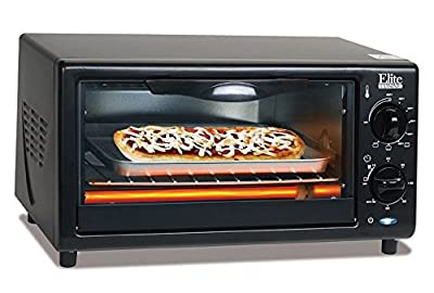 Maximatic 4-Slice Toaster Oven Broiler