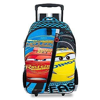 Disney Cars 3 Rolling Backpack