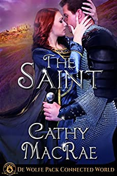 The Saint: De Wolfe Pack Connected World by [MacRae, Cathy, Publishing, WolfeBane]