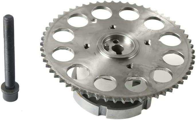 MOCA Engine Variable Valve Timing Sprocket for 2006 2007 Buick Rainier /& Chevy Trailblazer /& Gmc Envoy /& Isuzu Ascender 4.2L