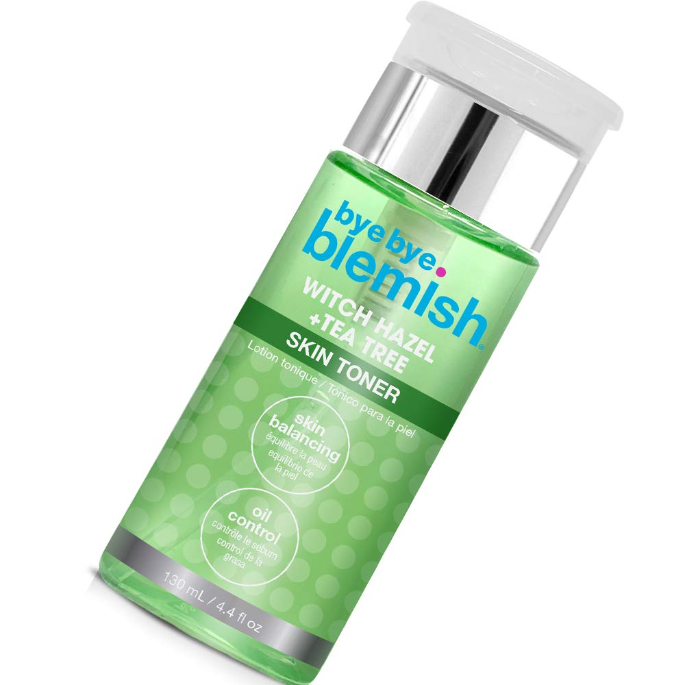 Bye Bye Blemish Witch Hazel + Tea Tree Toner 130ml ,AII16407