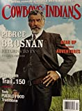 Cowboys & Indians Magazine (April, 2017) Pierce Brosnan Cover