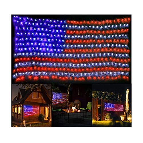 Us Flag Led Lights