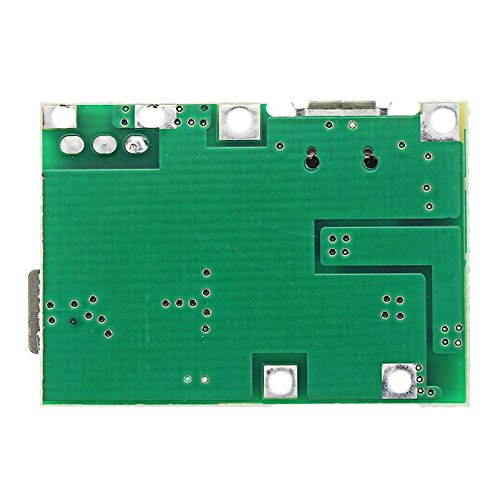 MYAMIA 3.7V 9V 5V 2 A R/églable /Étape Lithium 18650 Batterie Charge D/écharge Module Int/égr/é