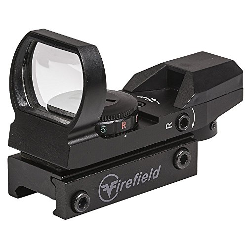 Firefield Reflex Sight (Red/Green) (Certified Refurbished) by Firefield
