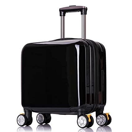 d61185290421 Amazon.com: Wetietir Luggage Suitcase 18 Inch Cabin Suitcase ...