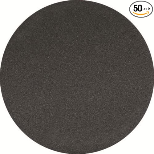 50 Pack United Abrasives-SAIT 34517-CE 5-Inch 180X Hook and Loop Disc