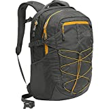 The North Face Men's Borealis, Asphalt Grey/Citrine Yellow One Size