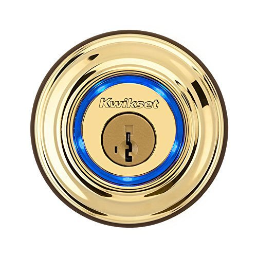 Kwikset Corporation 99250-001 Spectrum Brands Computer Accessories, 1 Pack, Polished Brass