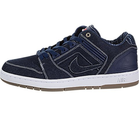 NIKE Mens SB Air Force II Low QS Skate Shoe