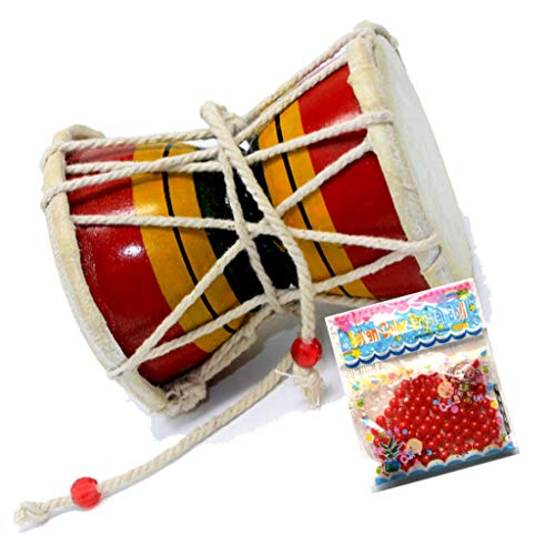 Yogic Mantra Shiv Damru Music Drum (Approx Size 3.5