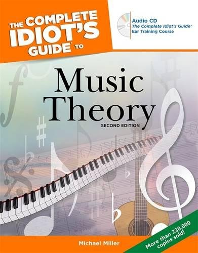 (The Complete Idiot's Guide to Music Theory, 2nd Edition)