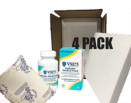 VSL Capsules 60 caps Pack product image