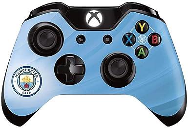 Manchester City FC - Pegatina para mando de Xbox One: Amazon.es ...