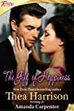 Front cover for the book The Gift of Happiness by Amanda Carpenter