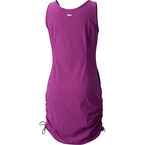 Women's Casual Anytime Print Violet Intense Columbia Dress HqwFdCBO