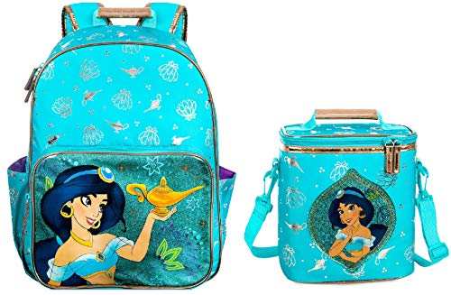 2019 Jasmine from Aladdin Backpack - and Lunch tote set