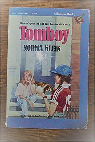 Book Tomboy