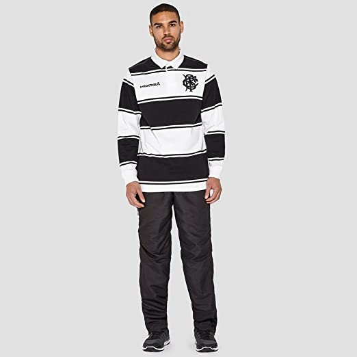 Barbarians Rugby Classic LS Rugby Jersey 2016: Amazon.es: Deportes ...