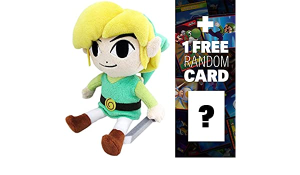 Amazon.es: Legend of Zelda Link: ~ 12 Pulgadas The Wind Waker ...