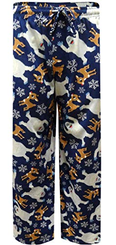 MJC International Rudolph the Red-Nosed Reindeer Rudolph and Bumble Lounge Pants ()