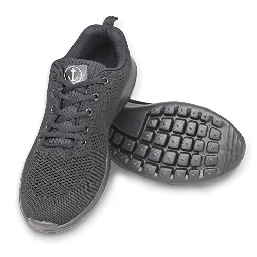 VIENTO VIENTO Women's Urban Sneakers Urban Black qOT5R5nP