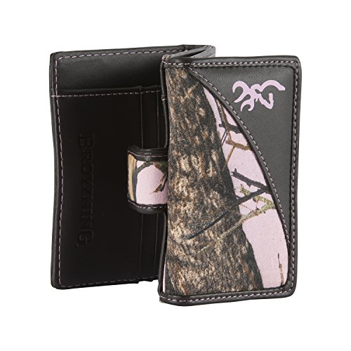 Browning Women's French Wallet (Signature Medium Wallet)