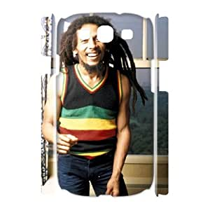 TOSOUL Bob Marley Customized Hard 3D Case For Samsung Galaxy S3 I9300