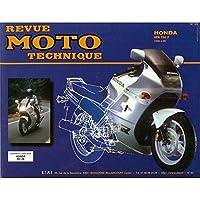 RRMT0063.2 REVUE TECHNIQUE MOTO - HONDA VFR 750 F de 1986 à 1989