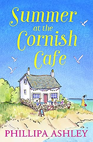 book cover of Summer at the Cornish Cafe