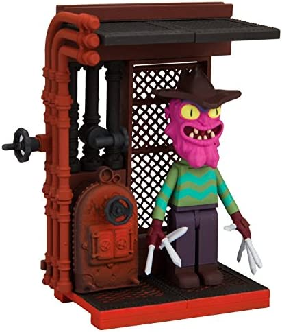 McFarlane Toys Rick & Morty You Can Run But You Can`t Hide Micro Construction Interlocking Building Set