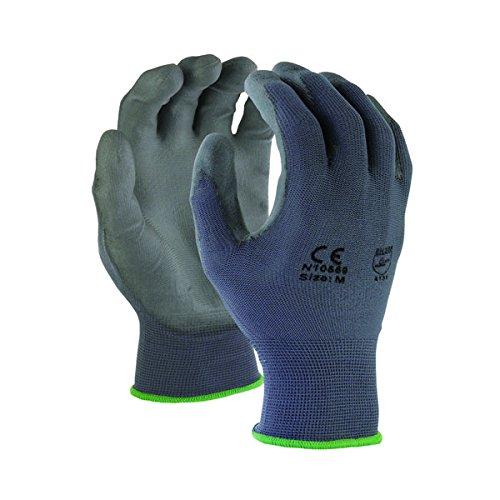 TruForce Polyurethane Coated Gloves, Large (15 Pack)