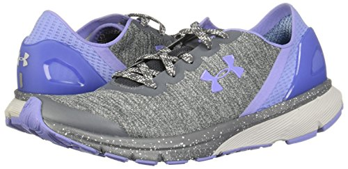 Blue Gray De Running Armour glacier Escape Under Chaussures Femme W Gray Rhino talc Compétition Ua Charged x1Z4wAq