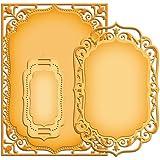 Spellbinders S6-005 Nestabilities Elegant Labels 4-Die Templates, 5 by 7-Inch