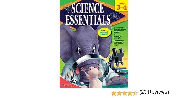 Science Essentials, Grades 3-4: School Specialty Publishing ...