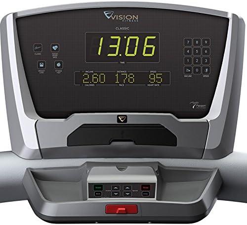 Vision - Tf20 Classic Cinta de Correr Profesional: Amazon.es ...