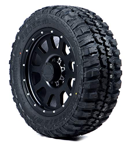 33 Inch Mud Tires - Federal Couragia M/T Mud Terrain Radial Tire-33x12.5R20 114Q