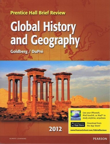 Read Online Global History and Geography (Prentice Hall Brief Review) PDF