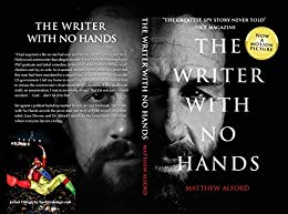 The Writer with No Hands by [Alford, Matthew]