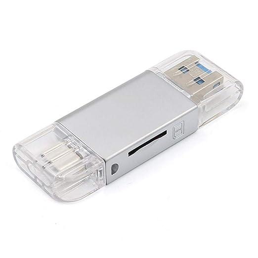 Lector de tarjetas de memoria portátil para Huawei NM ...