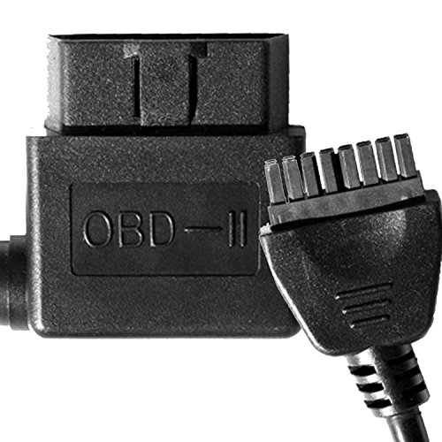DiabloSport T1027 Trinity T1000 MOLEX Style OBD-II Connector (Date Codes 01-12 and Later)