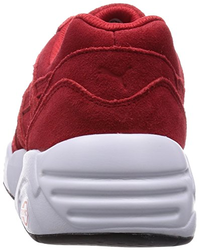 Adulte Baskets Allover R698 Mixte Basses Rouge Puma qXSawxE