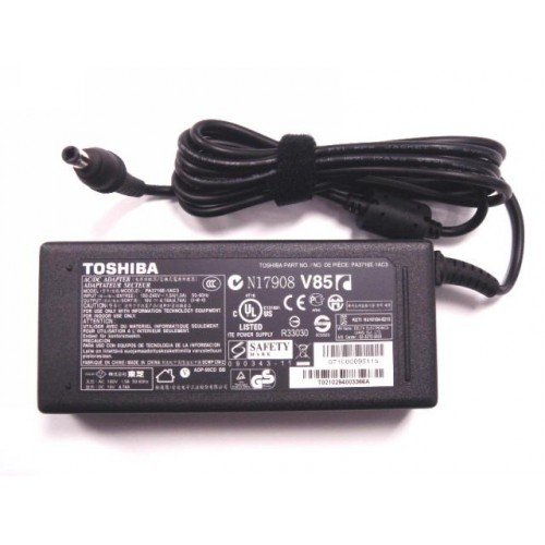 19v 4.74a Laptop Adapters (Toshiba Satellite L300 L300D L350D L505 L450 L450D L555 S70 19v 4.74A 90W Laptop Charger AC Adapter Power Supply Cord)