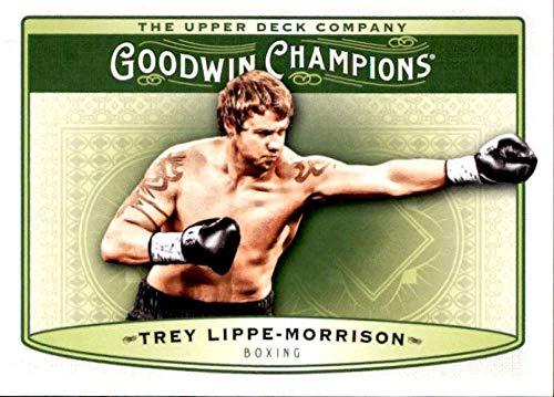 2019 Upper Deck Goodwin Champions #84 Trey Lippe-Morrison Boxing Card