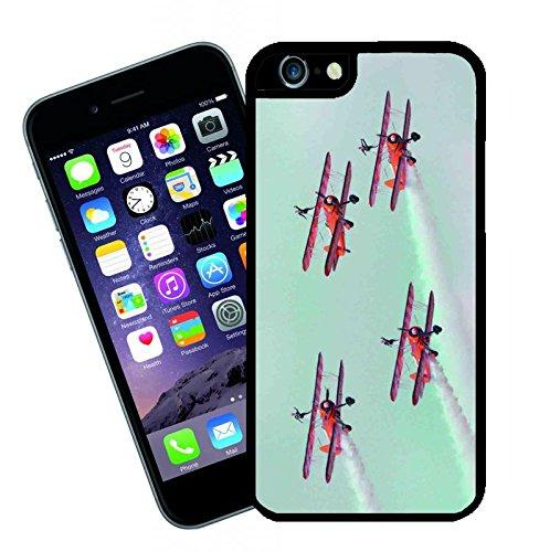 Aviazione Breitling Wingwalkers Display Team - questa copertura si adatta Apple modello iPhone 6s (6s non plus) - di idee regalo di Eclipse